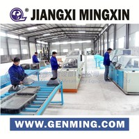 Electrical waste dismantling CRT cutting machine