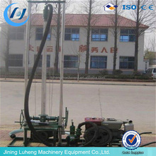 HW80 home water well drilling machine made in China