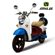 green power electric scooter two wheels cheap 450 w brushless electric motorcycles for adults