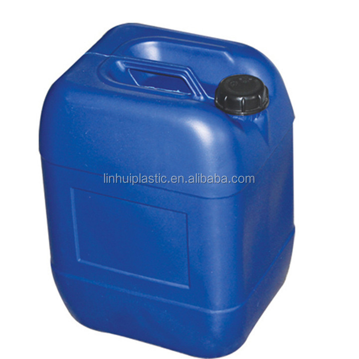 25L plastic oil jerrycan /screw cap plastic drum