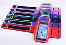 Sport armband mobile phone belt pouch