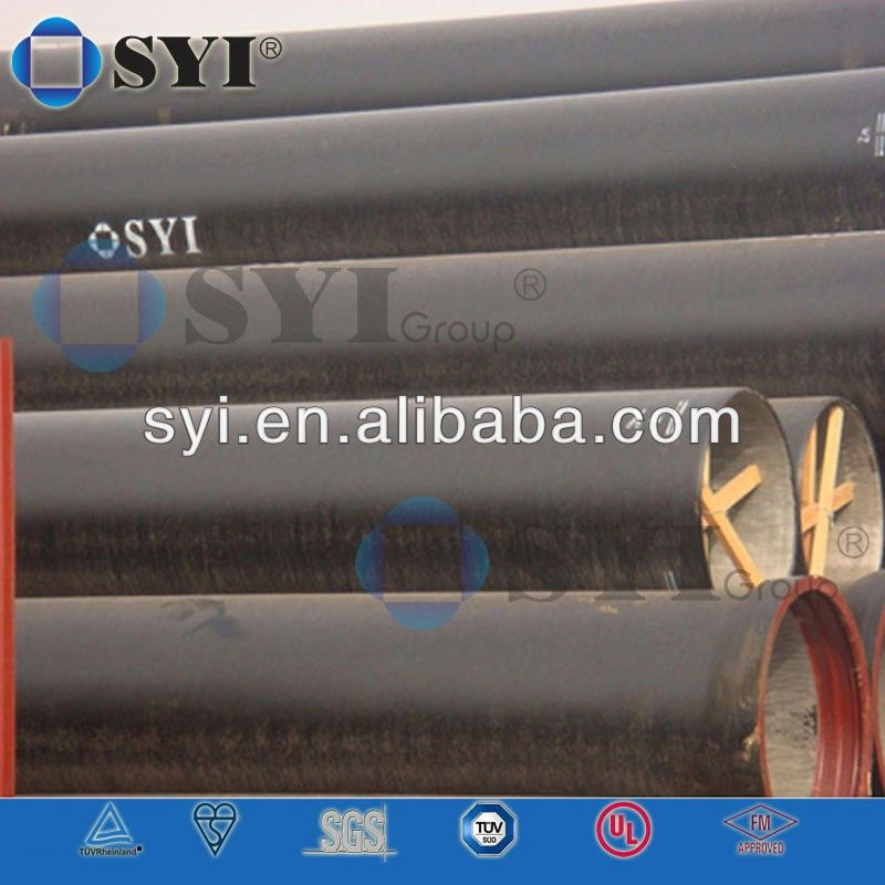 ductile iron pipe exterior coating -SYI Group
