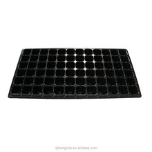 HST new plastic seedling tray / plastic nursery seed tray 72 cells