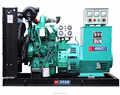 YC2105D 16hp 21A 1500RPM Brush Less Small Diesel Generator Set