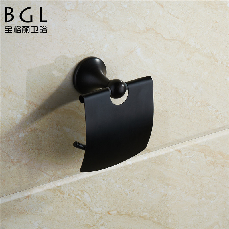 15733 china great supplier zinc alloy ORB finishing bathroom sanitary items toilet paper holder