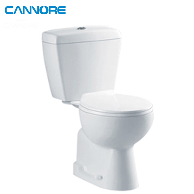 Bathroom Color Two Piece Toilet