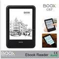 ebook reader e ink