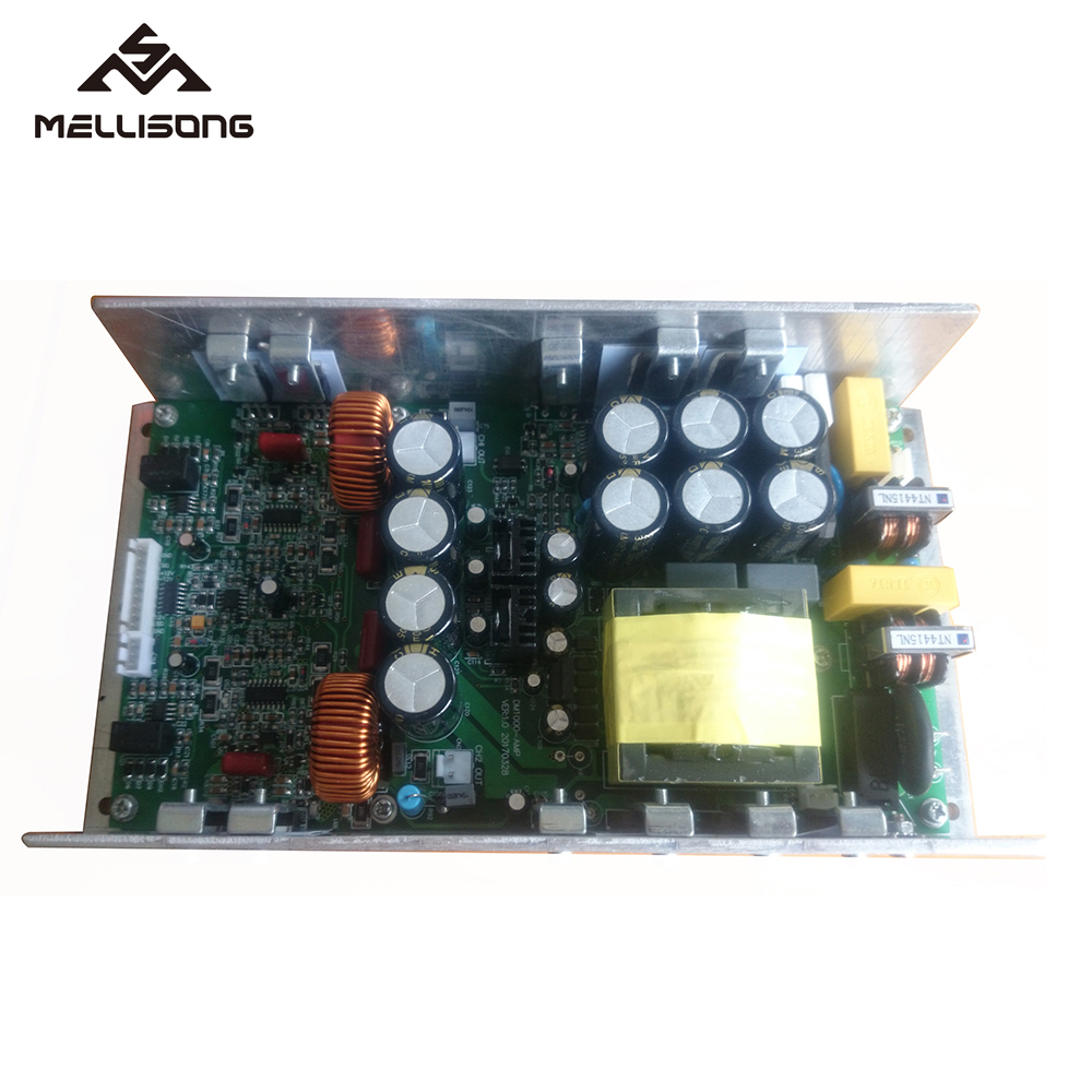Subwoofer class d amplifier module with CE RoHS DM1000
