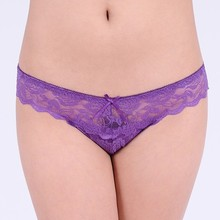 Sex hot girl teen ladies panty sexy t-back panties g-string ladies thong hipster transparent lace women panty
