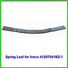 Truck Suspension Parts Parabolic Spring Leaf for Iveco