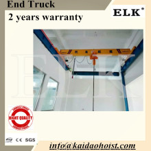 ELK 10T end carriage crane single track trolley