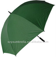 Full fibreglass frame and ribs Golf umbrella