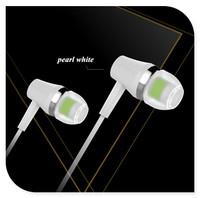 China Teana Logo Printed Great Design Free Sample Mobile Earphones,In-ear headsets