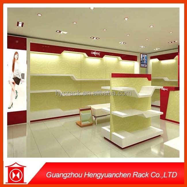 canton fair hot shoe display on sale