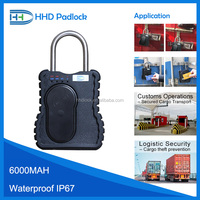 gps tracker lock unlock remote control gsm electronic container seal