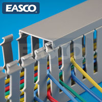 EASCO PVC Trunking Wiring Wire Accessories