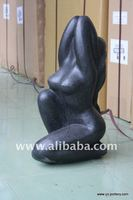 Terrazzo statues - Women, female body statue (Outdoor garden sculptures & statues,figure,Buddha,decoration,ornament,accessories)