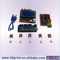 Sell RAMPS1.4 MEGA2560 controllers sets with LCD2004 display A4988 stepper driver and heat sinks