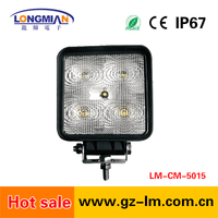 China Factory Good quality led tractor work light for car and motorcycle