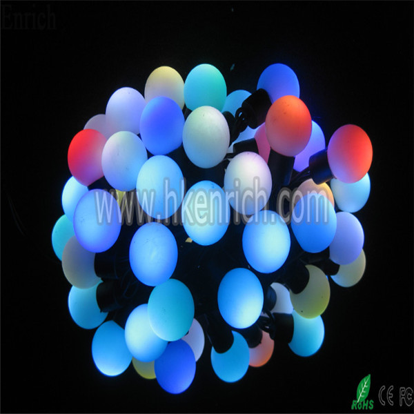 led lamps wholesale china christmas ball string light
