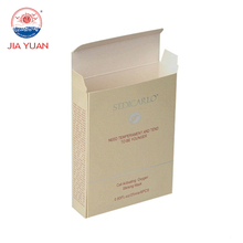 Small paper shipping box with logo printing in china