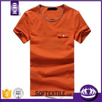 Dry Fit t shirt Longline Blank Pocket t shirt Wholesale