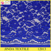 thick nylon and cotton raschel lace fabric