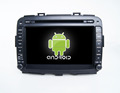 Quad core!car dvd with mirror link/DVR/TPMS/OBD2 for 8 inch touch screen quad core 4.4 Android system KIA CARENS