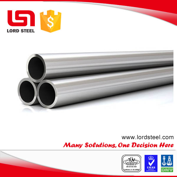 PED manufacturer ASTM A213 Standard stainless steel heat exchanger tube