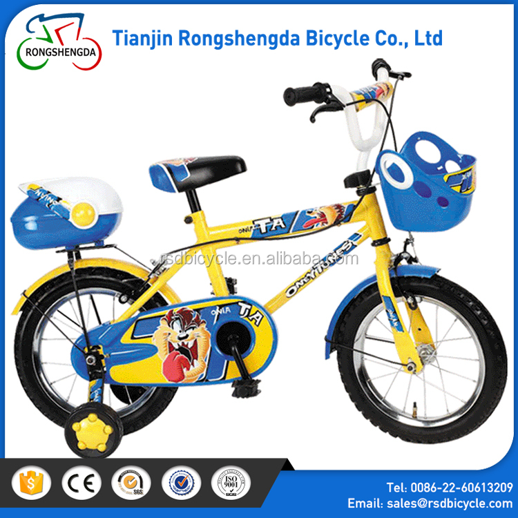 China factory price children bicycles/alloy frame kid's bike with band brake/EN71 kid bike for sale on alibaba