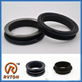 metal face seal TA 8404 for excavator spare part floating seal