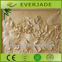 Hot Sales!!! Fashion Wall Building Materials 3D Bamboo Furniture Board from EverJade