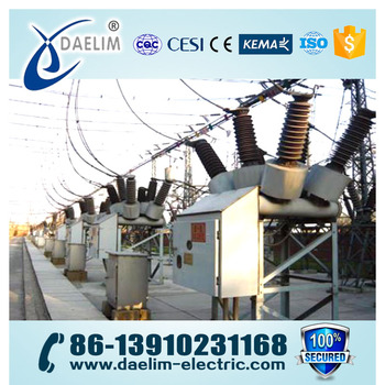 Chinese Manufacturer high voltage 72.5KV SF6 Circuit Breaker