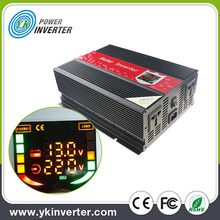 14 Years manufacturer! Solar panel 12v dc to 220v ac inverter 4000w with CE ROHS