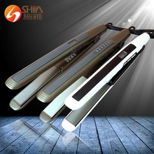 2016 China LCD Goegeous Brand Names Of Hair Straightener Straightening For Hair Salon Machine With Heating Flat Iron Element