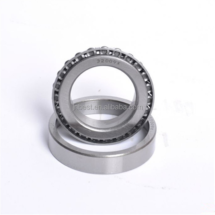steel roller bearing tapered roller bearing 32009 separate bearing