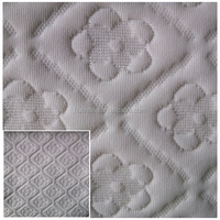 MX-5 Mattress Fabric Home Textile 100% Polyester Knitted Jacquard Quilted Mattress Cheap Fabric from China