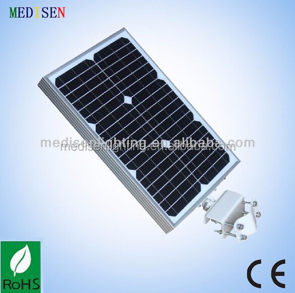 2015 Hot sell All In One Solar Led Lights For Parking Outdoor