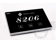 Hotel Touch Switch With Dnd,Mur,Room Number