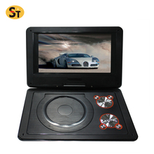 9.0 inch Digital Multimedia Game Function, 270 Degree Rotation Portable EVD / DVD Player