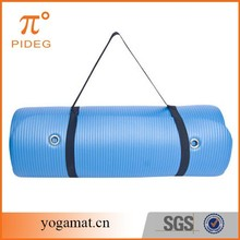 eco thick cushioned pilates and yoga mat