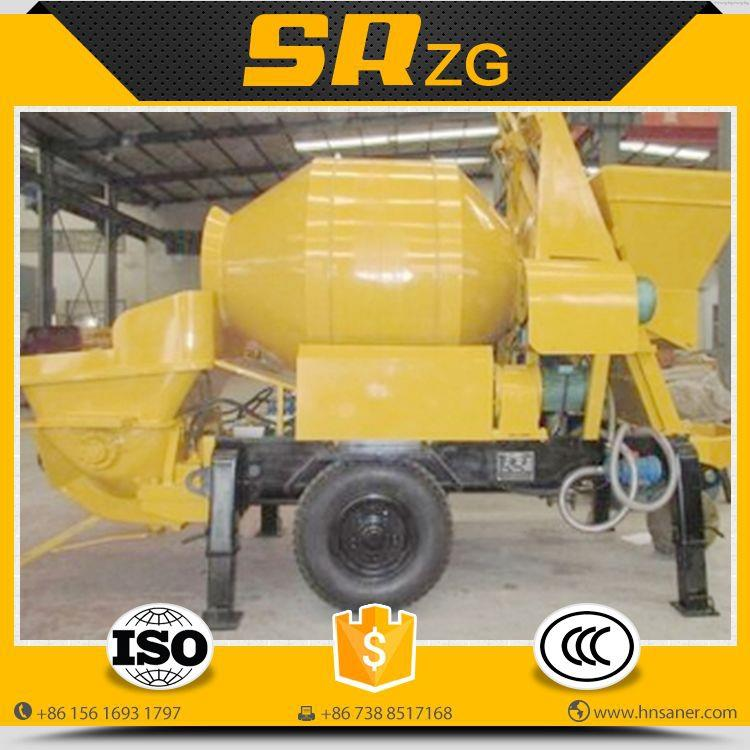 Excellent quality hot selling portable foam concrete mixer and pump