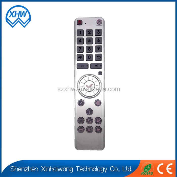 Hot selling!!! tv remote control protective, singer tv control remote from China