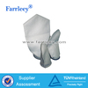Farrleey 5 micron filter bag polypropylene 4""