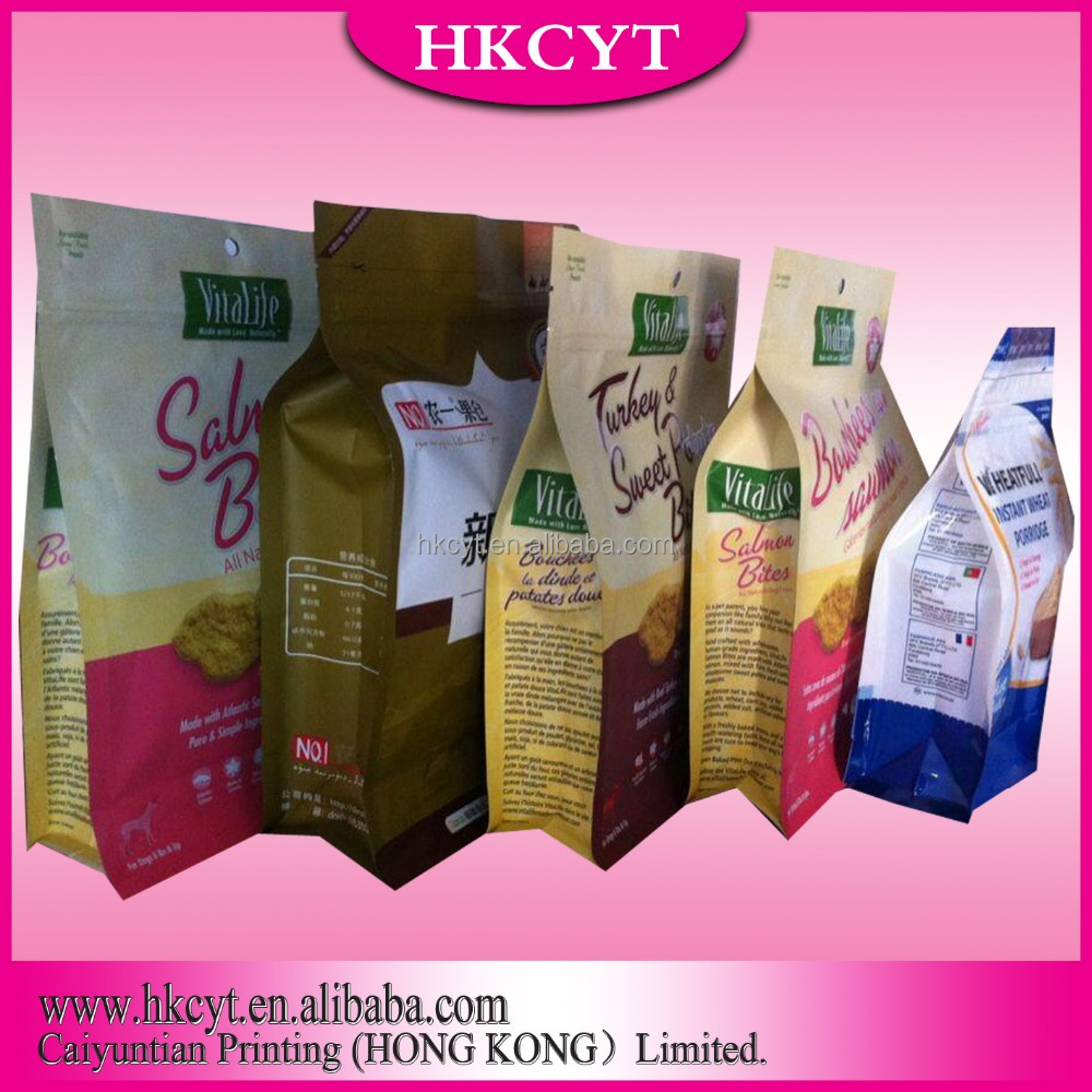 wheat flour, Use and powder Material plastic packaging bags