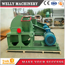Factory price high efficiency wood shaving machine for animal bedding