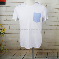 New blank cotton t shirts for boy