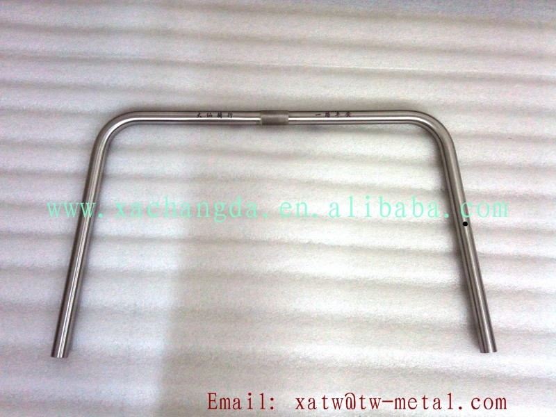 titanium Recumbents handle bar Ti Recumbents bike custom Titanium handle bar custom