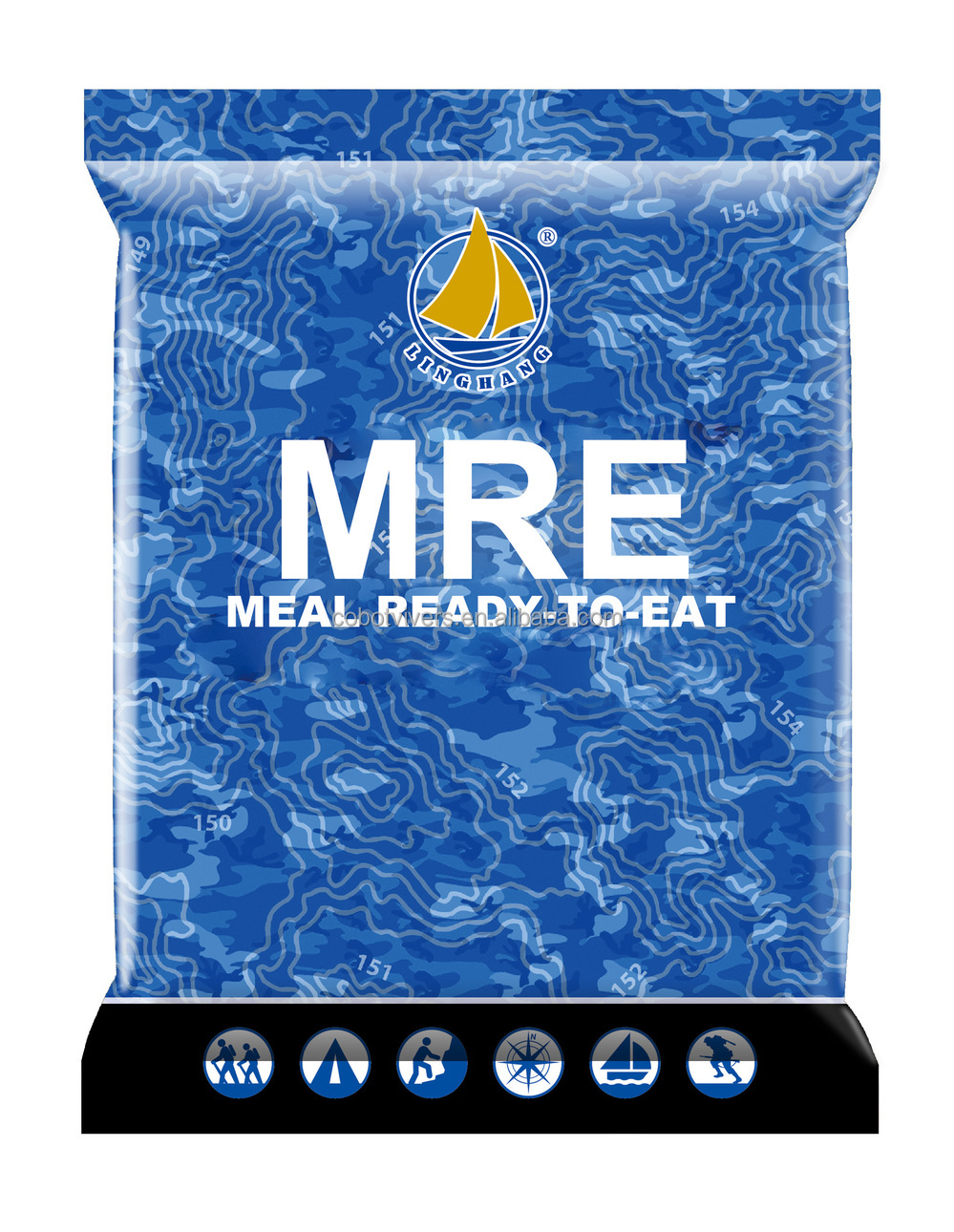 Delicious MRE, MRE dilicious, All you need is a taste for adventure.