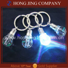 Lighting 7colors led light with keychain in store